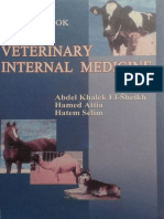 Vet. Internal Medicine text book