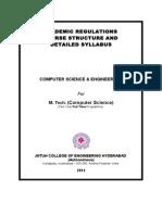 M.Tech.(CS) FT -2012