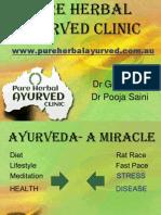Ayurveda Basic Understanding