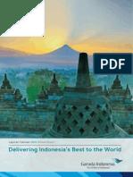 Annual report Garuda Indonesia 2012
