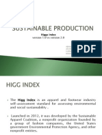 Higgs Index 2.0