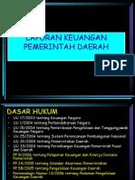 Laporan Keuangan Pemerintah Daerah