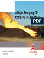 Africa Oil June 2013 Presentation-1