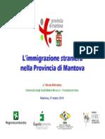 Mantova Dati Demografia 2014
