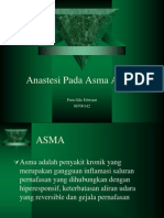 Presentasi Asma Attack