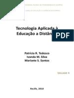 Tecnologia Aplicada a Educacao a Distancia - Volume 4 vFINAL