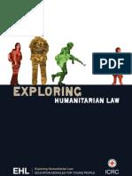 Exploring Humanitarian Law - Leaflet