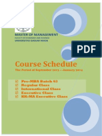 Schedule Sept-Jan 2013_Pre MBA