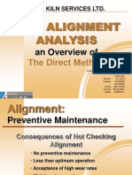 Kiln Alignment Analysis