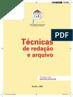 Tecnicas de Redacao e Arquivo