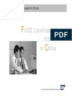 FICO Localization Issues in China-Emily Man