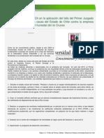 Participación de la UACh en la aplicación del fallo del Primer Juzgado Civil de Valdivia en la causa del Estado de Chile contra la empresa Arauco por daños en el humedal del río Cruces (1)
