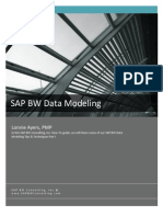 Sap Bw Data Modeling Guide