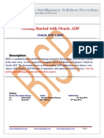 Oracle ADF Lab 1