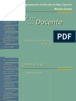 PORTEFOLIO DO PROF DOSSIER INDIVIDUAL AGRUP NERY CAPUCHO