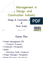 Construction Industry Institute