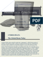 11519424 Excellent Presentation on Cyber Security