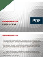 Dr Commander Selvam Siddhar