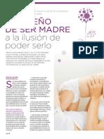 Del sueño de ser madre a la ilusión de poder serlo | Revista GHQ #17