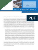 Convinge Judecatorul. Scrierea Documentelor Juridice Este Tehnica.