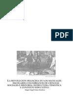 Miguel Angel Gómez - Revolución francesa en manuales escolares
