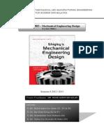 Engineering Design 1 [UTHM]