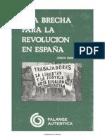 Una Brecha para la Revolucion en España - Javier Morillas