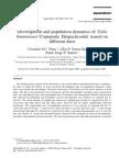 Desarrollo y Dinamica Poblacional Tisbe