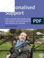 Personalised Support