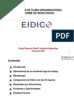 GPTW Argentina Edico Model