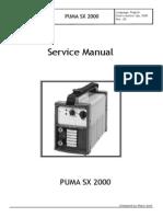 PUMA SX 2000