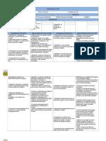 Planificacion Anual TECNOLOGIA 8