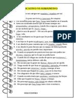 Islcollective Worksheets Intermedioalto b2 Adultos Expresin Escrita Subjuntivo e Indicativo vs Subjuntivo 8045763575275852ced0303 83847671