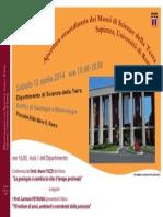 Conferenze 12 Aprile