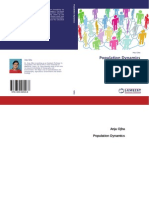 Book Anju Singh Population Dynamics 2014 Vibhuti on Declining Sex Ratio