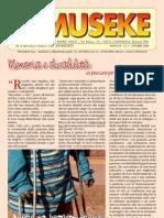 Museke Anno 3 - N. 7 - Ottobre 2008