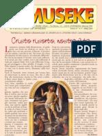Museke Anno 4 - N. 9 - Aprile 2009