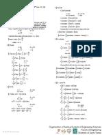 Integral Calculus Finals Reviewer