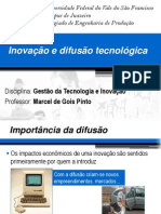 Aula 5 - GTI - Inovao e Difuso Tecnolgica