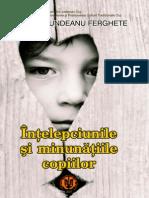 Ferghete Intelepciunile Si Minunatiile Copiilor