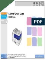MF6500 Series Scanner Driver Guide En