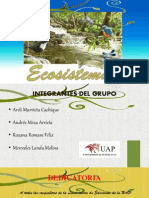 exposicion ecosistemas