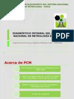 Diagnóstico integral del sistema nacional de metrología en chile