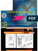 Tailored Access Operations