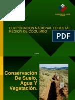 Manual Conservación de Suelo, Agua y Vegetación.