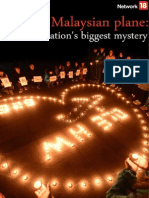 Missing  Malaysian Plane MH370