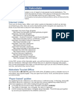 AAMAS06 Hakodate Guide