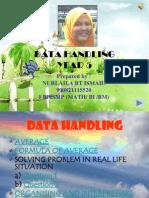 Data Handling(Tmk)