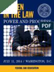 Women in the Law