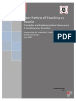 Framework Peer Review09